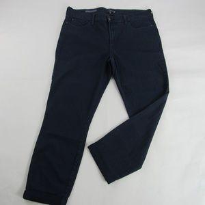 NYDJ Rachel Roll Cuff Ankle Pants
